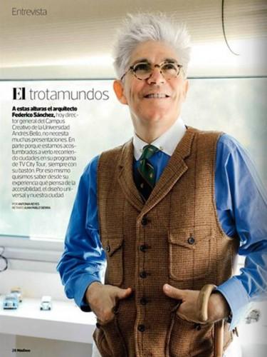 El Trotamuendos Federico Sánchez
