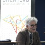Charla del Director General del Campus Creativo, Federico Sánchez en Instituto Hebreo.
