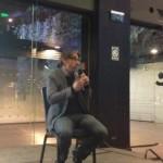 Director Ejecutivo del Campus Creativo dio charla en SIAD 2013