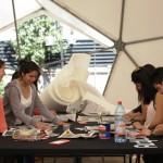 Creatividad, música y buena onda en el PaperFest 2013 de Campus Creativo