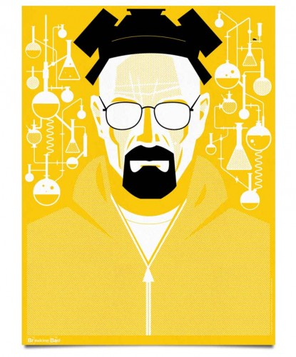Creatividad después de Breaking Bad - Walter White