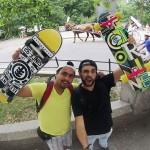 Workshop School of Visual Arts Skaters