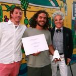 Alumno de Campus Creativo gana premio Chile Diseño 2013