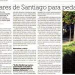 Martín Schmidt: Lugares de Santiago para pedalear