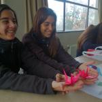 Workshop Origami Colegio Villa Maria