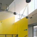 Nuevas Instalaciones Campus Creativo escalera