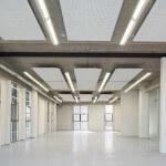 Nuevas Instalaciones Campus Creativo interior pasillo