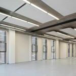 Nuevas Instalaciones Campus Creativo interior vista a cerro