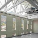 Nuevas Instalaciones Campus Creativo vista cerro