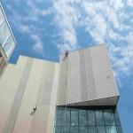 Nuevas Instalaciones Campus Creativo exterior cielo