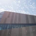 Nuevas Instalaciones Campus Creativo fachada y cielo
