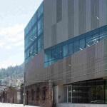 Nuevas Instalaciones Campus Creativo vista de entrada de calle