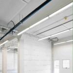 Nuevas Instalaciones Campus Creativo interior luces