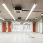 Nuevas Instalaciones Campus Creativo interior instalaciones