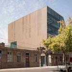 Nuevas Instalaciones Campus Creativo vista de calle entrada arbol