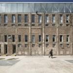 Nuevas Instalaciones Campus Creativo exterior persona