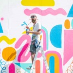 Brooklyn artists think big with Mike Perry-led mural project