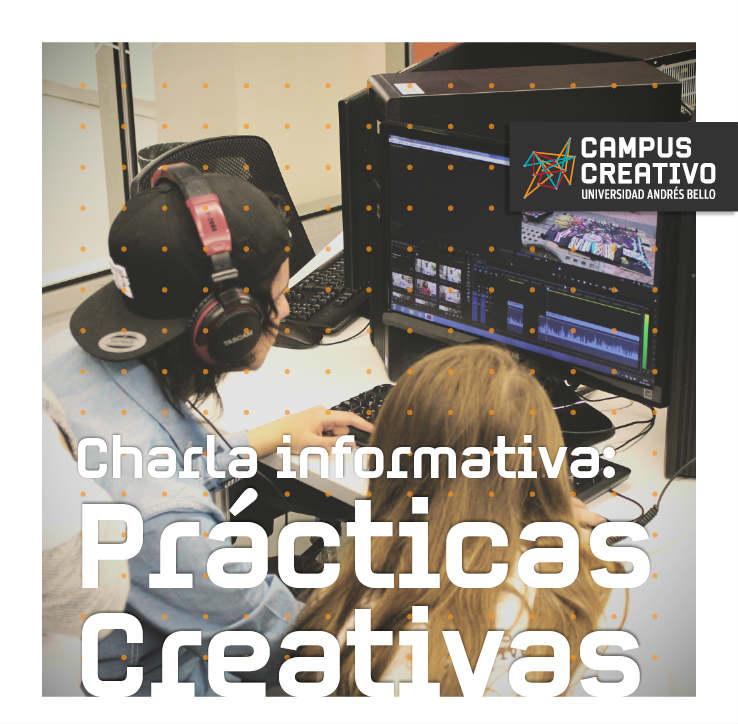 Prácticas Creativas - Charla informativa
