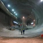 San Gotardo, el túnel más largo y profundo del mundo
