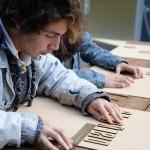 Workshop Diseño Gráfico: Carteles Tipográficos