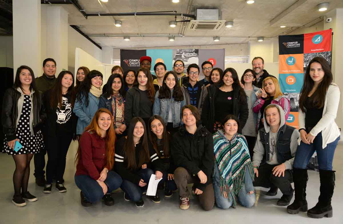 Visita Campus Creativo