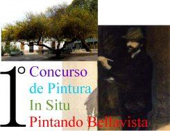 """1er Concurso de Pintura In Situ """" Pintando Bellavista """""""