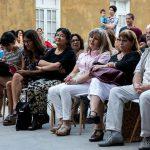 Asistentes 100 años de Violeta Parra