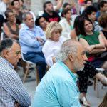 Familia Parra se toma Campus Creativo