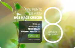 Premio Periodismo Sustentable
