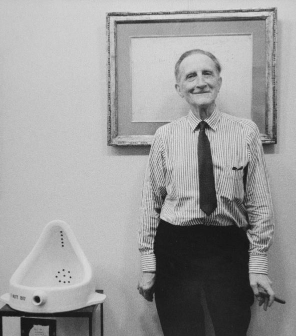 Marcel Duchamp, 1917