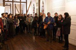 Inauguración Gothic Revival