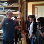 Alumnos de Artes Visuales participan en visita a centros culturales en Valparaíso