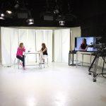Infraestructura: Estudio Televisión