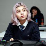 Visita alumnas Liceo 7