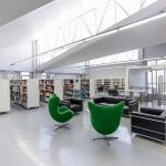 Infraestructura Campus Creativo: Biblioteca