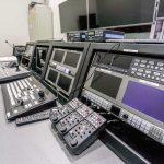 Infraestructura: Estudio Televisión Iluminación