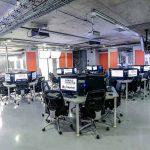 Infraestructura Campus Creativo: Laboratorio Computación