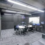 Infraestructura: Estudio Locución - Radio