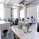 Infraestructura Campus Creativo: Laboratorio Diseño de Vestuario y Textil