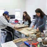 Infraestructura Estudiantes Diseño