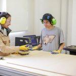 Infraestructura: Estudiantes Laboratorio Diseño