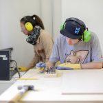 Estudiantes Laboratorio Diseño