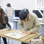 Infraestructura: Estudiantes Laboratorio Campus Creativo