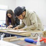 Infraestructura: Laboratorio Campus Creativo: Estudiantes