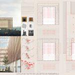 Docentes de Arquitectura Campus Creativo obtienen 1er lugar en concurso Anteproyecto Teatro de las Artes Panguipulli