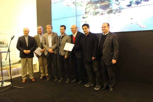 Docentes de Arquitectura concurso Anteproyecto