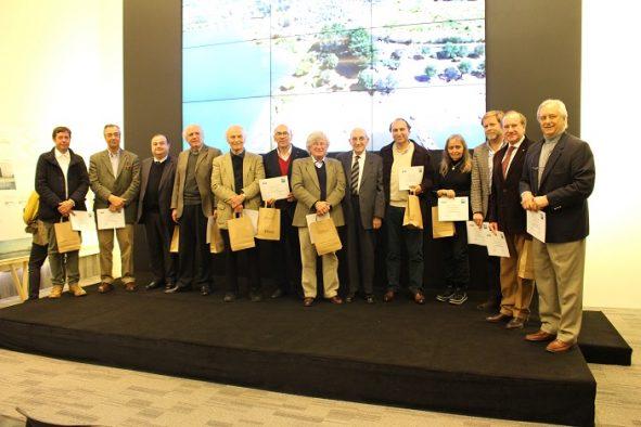 Docentes Arquitectura 1er lugar concurso Anteproyecto