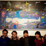 Exposición colectivo Planetas en Campus Creativo