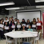Campus Creativo y Vinculación Escolar Viña del Mar realizan la primera versión del Taller de Ilustración y Diseño