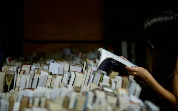Columna profesor de Periodismo Víctor Hugo Ortega: Anda a Leer